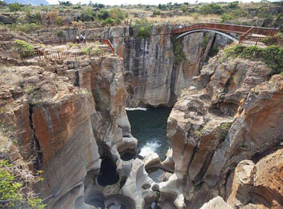 Mpumalanga Potholes In South Africa